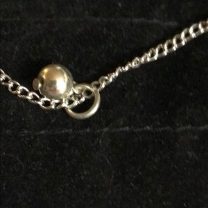 "24"" Chain with Ball Pendant"